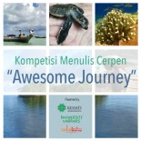 "Kompetisi Menulis Cerpen ""Awesome Journey"""